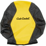 Cub Cadet Si-314491vn582 Seat Back Replacement Cover Ultima Zt1 Zt2 42 46 50 54