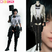 Devil May Cry 5 Lady Costume Cosplay Halloween Women Outfits Full Set All Sizes