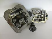 2004 Arctic Cat 400 Auto 4x4 Atv Used Oem Cylinder Head W/ Cam And Cover