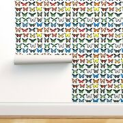 Wallpaper Roll Butterfly Collection Bug Insect Wings Butterflies 24in X 27ft