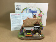 Lilliput Lane Cottage - The Dabbling Duck L3468 2014/2015 Club Special Edition
