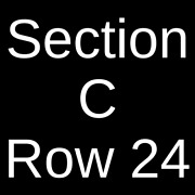 3 Tickets Matchbox Twenty And The Wallflowers 6/10/22 Sioux Falls, Sd