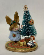 Wee Forest Folk Special Color With Raggedy Ann A Peek At The Cookie Tree