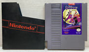 Disneyand039s Darkwing Duck Nintendo Entertainment System 1992 Authentic Tested