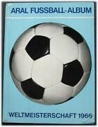 Fifa World Cup 1966 Complete Album Trading Cards - Germany