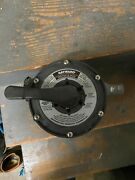 Hayward Sand Filter Top-mount Control Value For Sp714a Used, Works