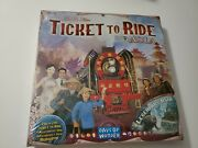 Ticket To Ride Map Collection - Asia - Volume 1 Sealed New