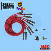 Spark Plug Wire Set Msd For Rover 1980 3500