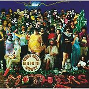 A4841 Frank Zappa / We're Only In It For The Money 180 Gram Vinyl Record