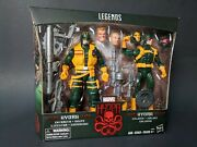 Marvel Legends Hydra Soldier 2 Pack Enforcer And Soldier New Sealed Toys R Us