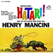 A4280 Henry Mancini / Hatari - Music From The Paramount Motion Picture Score 45