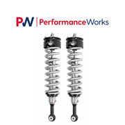 Fox 2.0 Performance Coilovers Front Pair Fits 07-19 Toyota Tundra 4wd Rwd W/0-2