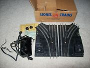 Vintage Lionel Train Pair No 1122 Remote Control O27 Gauge Switches And Box