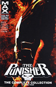 Garth Ennis-punisher Max The Complete Collection Vol. 4 Uk Import Book New