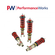 Skunk2 Pro-s Ii Coilovers For 1988-1991 Honda Civic / Crx 541-05-4715