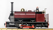 Accucraft Trains - Quarry Hunslet 0-4-0t 119 Scale 32mm Gaug Red Last Unit