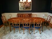 Vintage 50and039s Drexel French Touraine Dining Room Set