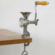 Hand Crank Grain Mill Grain Grinder For Corn Seed Wheat Coffee Kitchen Use