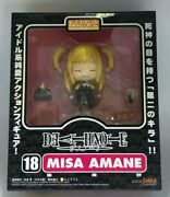 Collectible Death Note Nendoroid Series By Goodsmile 18 Misa Amane