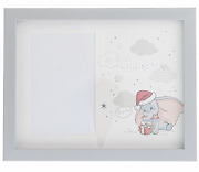 ❤️disney Dumbo Baby Photo Frame 18cms 4 X 6 My First Christmas Gift Boxed❤️