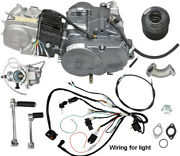 Lifan 140cc Engine Motor Kit Charge For Honda Trail Ct70 Z50r Crf70 Xr50 Ssr 110