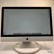 Apple 27 Imac 2019 Mrqy2ll/a + Display Issue Sold As Is