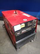 Lincoln Electric 455 M Power Wave Lincoln Electric 455 M Power Wave Welder