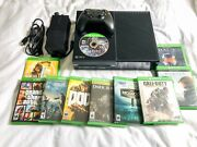 Xbox One 500 Gb Console With Controller, Power Cable, Hdmi, And 15 Games