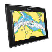 Bandg Vulcan 12r Combo - No Transducer - Includes C-map Discover Chart