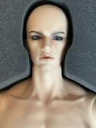 Nrfb Iplehouse Hid Ron - 1/3 - Sd Bjd - Custom Faceup/body Blushing And More
