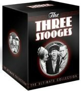 The Three Stooges The Ultimate Collection - Dvd - Very Good
