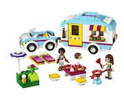 Lego Friends 41034 Summer Caravan Camp Out In The Countryside With Joanna Olivia