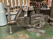 Vintage Craftsman 3.5andrdquo Bench Vise Made By Columbian
