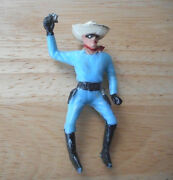 Lone Ranger Scarce Vintage Figure 1970and039s The Lone Ranger Vintage Tv Star