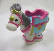 Fisher Price Little People Princess Castle Horse Royal Palace Kingdom For Queen