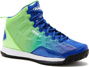 And1 Kids Show Out Basketball Shoe 3 M Us Little Kid Green/blue Ombre