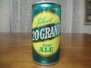 No Book One Of A Kind Test Or Error 20 Grand C/s Beer Can. Sterling Brewing