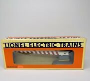 Vintage Lionel Automatic O Gauge Lighted Railroad Crossing Gate 6-12714