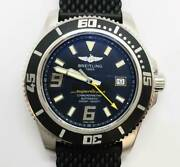 Breitling Super Ocean A17391/158598 Used Watch Self-winding With Box From Japan