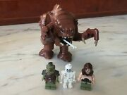 Lot For Minifigures From Lego Star Wars Set 75005 Rancor Pit Free Shipping