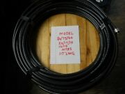 Tuned Antenna Feedline Coaxial Cable For 80/40/30/20/17/15/12/10 Meters 117 Feet