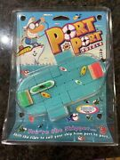 Binary Arts Port To Port Puzzle Game Brain Teaser Smart Toy Vintage 97rare New