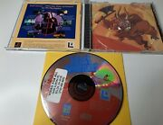 Herc's Adventures Sony Playstation 1 Ps1 Ps2 Ps3 Excellent Complete Rare