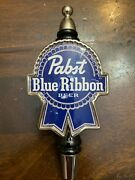 Pabst Blue Ribbon Tap Handle Rare-used