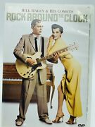 Rock Around The Clock Dvd Columbia Pictures Bill Haley And His Comets 1956 Rare