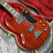 New Gibson Sg Standard Bass Heritage Cherry New Prompt Decision