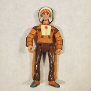 Legends Of The Wild West Imperial 1991 Action Figure Geronimo