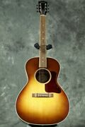 New Gibson L-00 Studio Wbwalnut Burst Acoustic Guitar From Japan