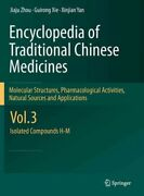 Encyclopedia Of Traditional Chinese Medicines - Molecular Structures Pharmac...
