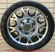 4 Wheels Rims 20 Inch For Ford Expedition Lincoln Navigator Mark Lt - 2544